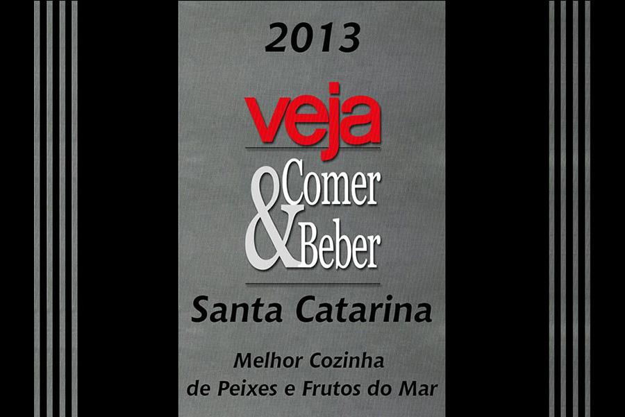 Veja Santa Catarina – Comer & Beber – 2013