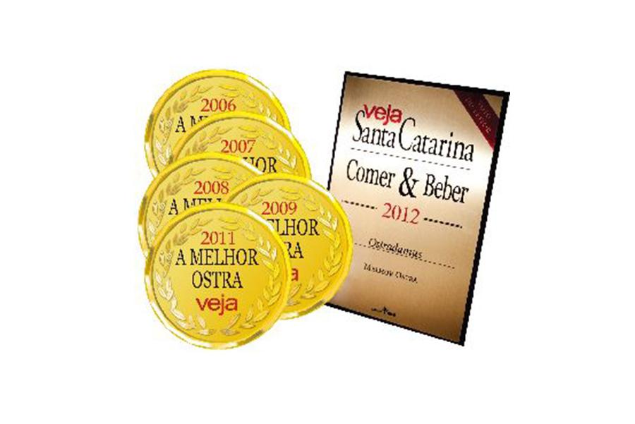 Veja Santa Catarina – Comer e Beber – 2012